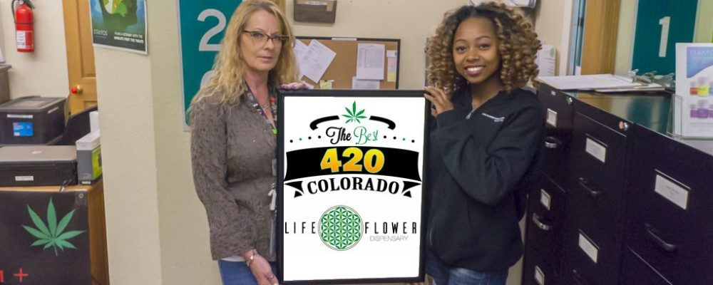 420 Weekend Celebration at a Denver Dispensary