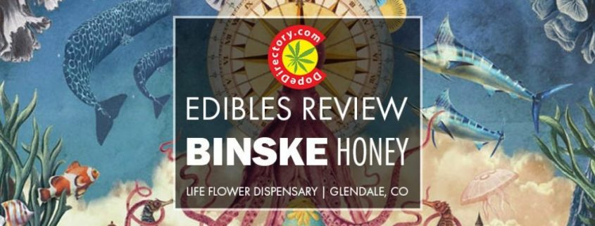 edibles available from a denver dispensary